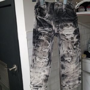 Boys denim jean: GS115, vintage original brand